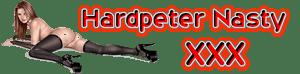 Hardpeter Nasty XXX Logo