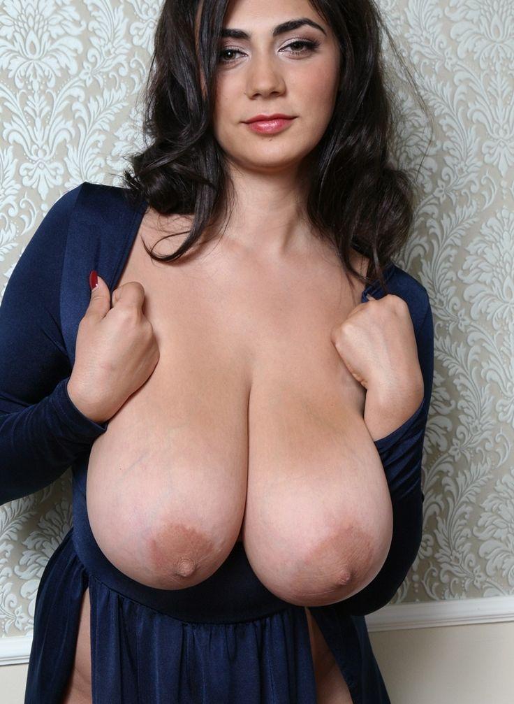 huge mature tits