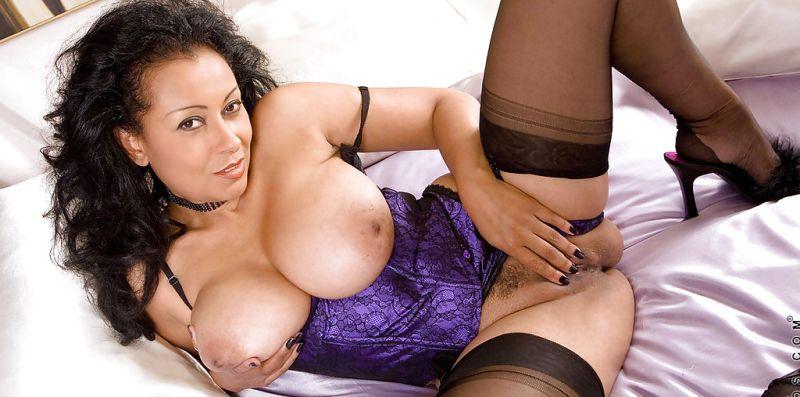 Danica Collins Mature Ebony FREE at Hardpeter Nasty XXX