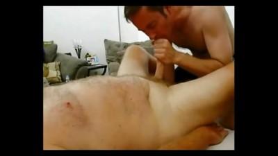 Big Cock Bear Blowjob