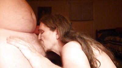 Hot to Swallow Husbands Cock Hot Cum